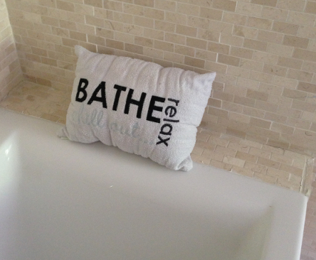 bathpillow
