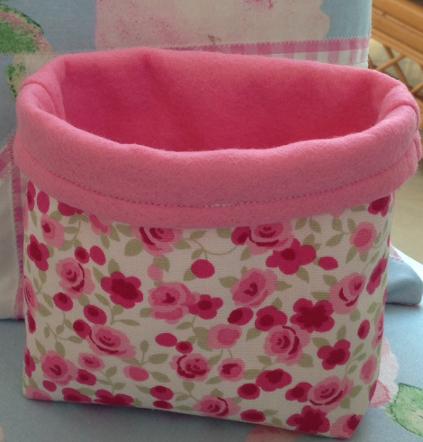 pinkstoragecaddy