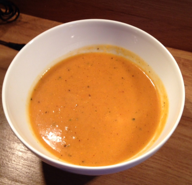 sweetpotatosoup