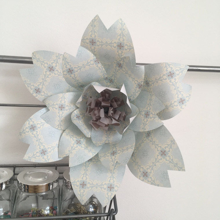 Scanncut 3d paper flower applelover53 share this mightylinksfo